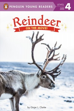 Reindeer on the move! / On the Move!