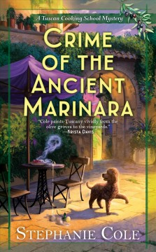 Crime of the ancient marinara Stephanie Cole
