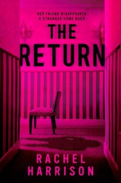 The return Rachel Harrison.