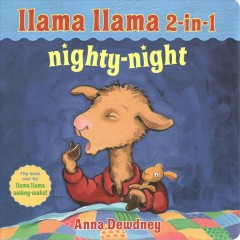 Llama Llama 2-in-1 - Wakey-Wake/Nighty-Night