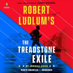 Robert Ludlum's the Treadstone Exile (CD)