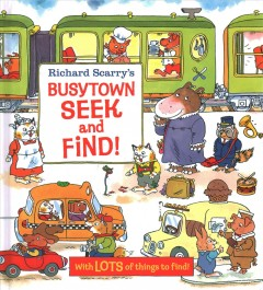 Richard Scarry's Busytown Seek and Find