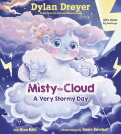 Misty the Cloud : A Very Stormy Day