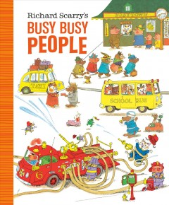 Richard Scarry's busy, busy people.