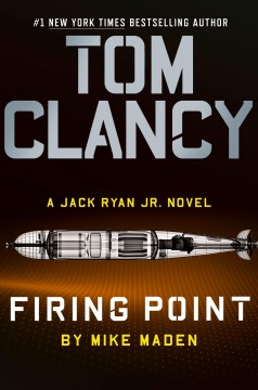 Tom Clancy firing point / Mike Maden.