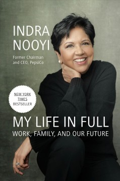 My life in full : work, family, and our future