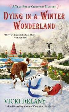 Dying in a winter wonderland / Vicki Delany.
