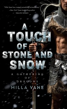 A touch of snow and stone