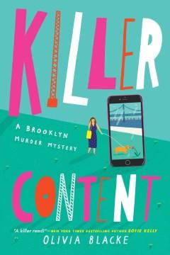 Killer content Olivia Blacke.