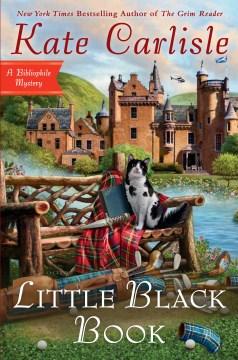 Little black book : a bibliophile mystery