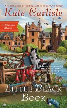 Little black book Kate Carlisle.