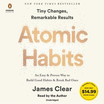 Atomic Habits (CD)