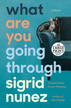 What are you going through / Sigrid Nunez.