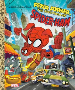 Peter Porker, the Spectacular Spider-ham!