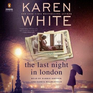 The Last Night in London (CD)