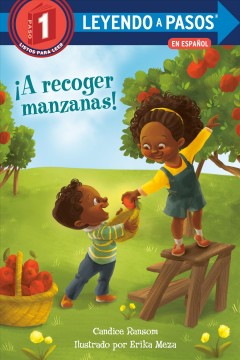 ŁA recoger manzanas! / Apple Picking Day!
