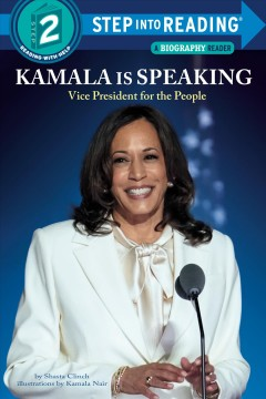 Kamala is speaking : vice president for the people