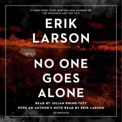 No One Goes Alone (CD)