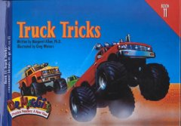 Truck tricks / written by Margaret Allen ; illustrated by Greg Winters.