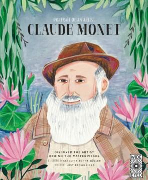 Portrait of an Artist Claude Monet