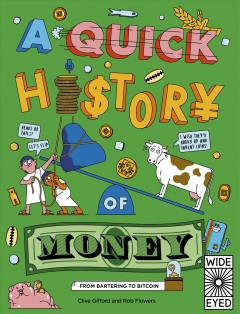 A Quick History of Money : From Bartering to Bitcoin
