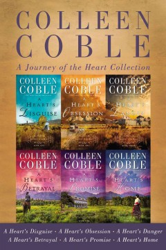 A journey of the heart collection Colleen Coble.