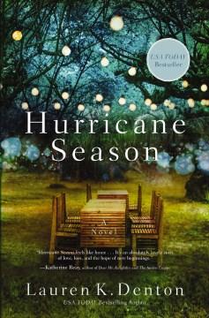 Hurricane season Lauren K. Denton.