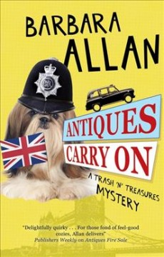 Antiques carry on / Barbara Allan.