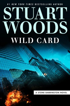 Wild card Stuart Woods.