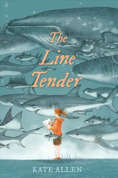 The line tender by Kate Allen.