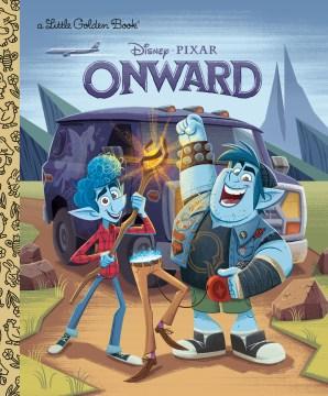 Disney/Pixar Onward Little Golden Book