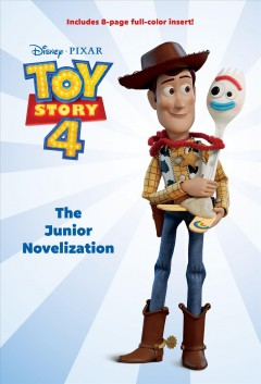 Toy Story 4 : The Junior Novelization