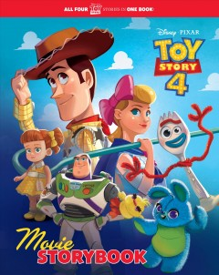 Disney/Pixar Toy Story 4 Movie Storybook
