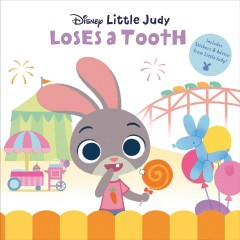 Disney Zootopia Little Judy Loses a Tooth