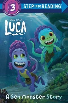 Disney/Pixar Luca Step into Reading