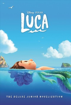 Disney/Pixar Luca Junior Novelization