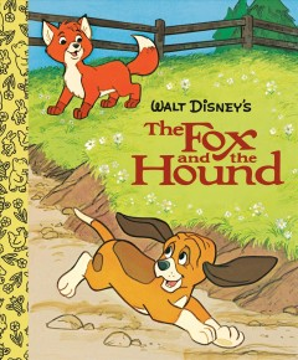 Walt Disney's The fox and the hound.