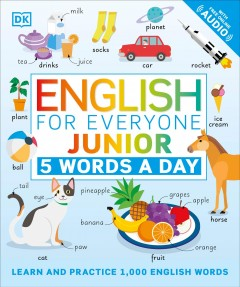 English for Everyone Junior : 5 Words a Day