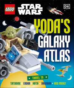 Lego Star Wars Yoda's Galaxy Atlas : Much to See, There Is...