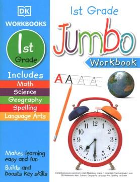 1st Grade Jumbo Workbook
