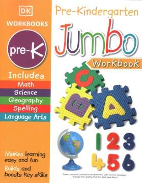 Pre-Kindergarten Jumbo Workbook
