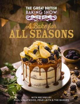 Great British Baking Show Book 2021
