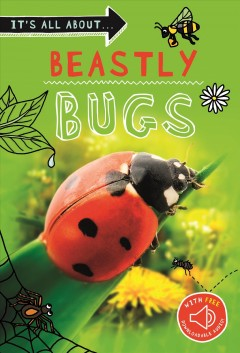 It's All About... Beastly Bugs : Everything You Want to Know About Minibeasts in One Amazing Book