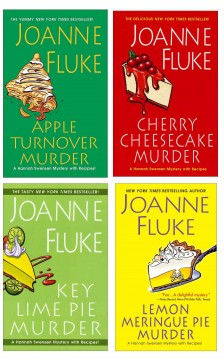 Apple turnover murder bundle Joanne Fluke.