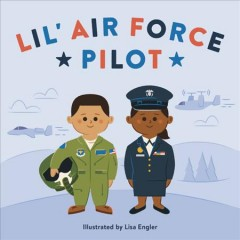 Lil' Air Force Pilot