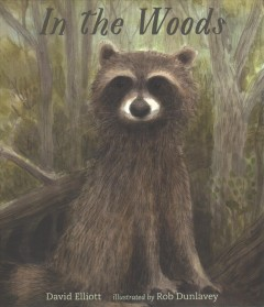 In the woods / David Elliott ; illustrated by Rob Dunlavey.
