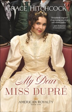 My dear Miss Duprae
