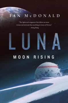 Luna : moon rising
