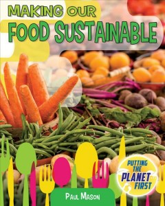 Making our food sustainable