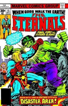 The Eternals. Volume 2, issue 12-19